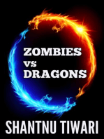 Zombies vs Dragons