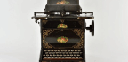 Confessions Of A Typewriter Addict