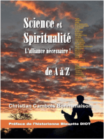 Science et spiritualité, l'alliance nécessaire!