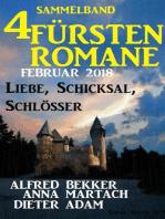 Sammelband 4 Fürstenromane