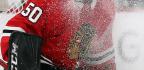 Corey Crawford's Return to Blackhawks 'Probably Not That Far Away'