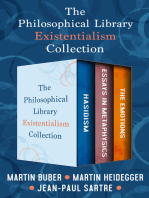 The Philosophical Library Existentialism Collection