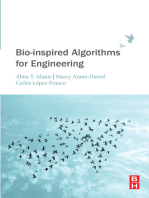 Bio-inspired Algorithms for Engineering