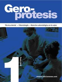 Geroprótesis: Técnica dental - Odontología - Atención odontológica en la vejez