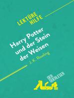Harry Potter und der Stein der Weisen von J K. Rowling (Lektürehilfe)