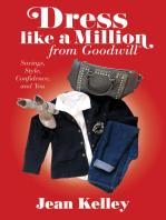 Dress Like a Million from Goodwill