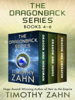 The Dragonback Series Books 4–6