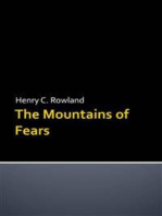 The Mountains of Fears