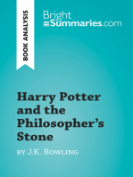Harry Potter and the Philosopher's Stone by J.K. Rowling (Book Analysis)