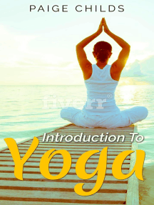 Introduction to Yoga: The Yoga Series, #1