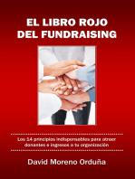El libro rojo del fundraising: Los 14 principios indispensables para traer ingresos a tu organización