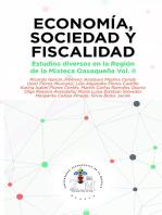 Economía, Sociedad y Fiscalidad: Estudios diversos en la Región Mixteca Oaxaqueña Vol. II