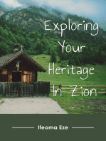 Exploring Your Heritage In Zion