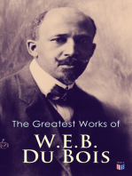 The Greatest Works of W.E.B. Du Bois