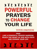 Powerful Prayers To Change Your Life