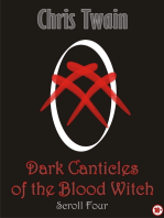 Dark Canticles of the Blood Witch - Scroll Four