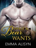 What A Bear Wants