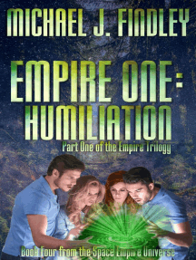 Empire One: Humiliation: The Space Empire Trilogy, #1