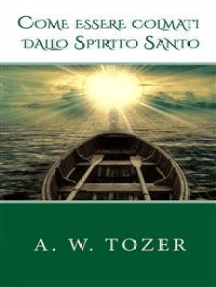 Come Essere Colmati Dallo Spirito Santo