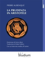 La prudenza in Aristotele