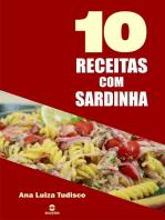 10 Receitas com sardinha