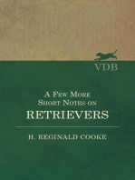 A Few More Short Notes on Retrievers