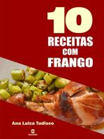 10 Receitas com frango