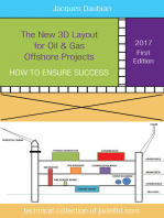 The New 3D Layout for Oil & Gas Offshore Projects