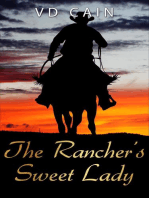 The Rancher's Sweet Lady