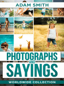 Photographs and Sayings: Worldwide Collection