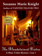 The Bloodstained Bistro (Minx Tobin Murder Mystery Series, Case 1)