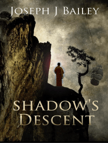 Shadow's Descent - Tides of Darkness: Chronicles of the Fists, #2