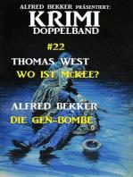 Krimi Doppelband #22