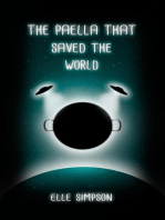 The Paella That Saved the World: The Paella Trilogy, #1