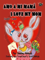 Amo a mi mama - I Love My Mom (Spanish English)