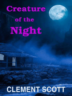 Creature Of The Night