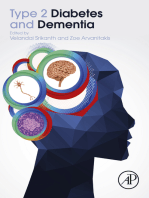 Type 2 Diabetes and Dementia