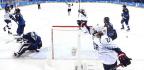 U.S. Women's Hockey Team Wins First Game In Winter Olympics