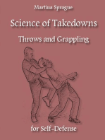 Science of Takedowns, Throws, and Grappling for Self-Defense