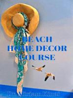 Beach Home Decor Course