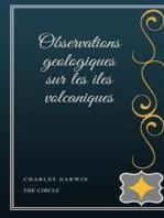 Observations geologiques sur les iles volcaniques