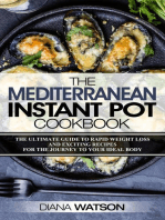 The Mediterranean Instant Pot Cookbook