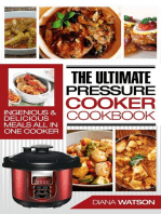 The Ultimate Pressure Cooker Cookbook