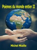 Poèmes du monde entier II