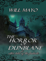 The Horrors of Dunblane and other Tales of the Fantastic