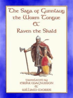 THE SAGA OF GUNNLAUG THE WORM-TONGUE AND RAVEN THE SKALD - A Norse/Viking Saga