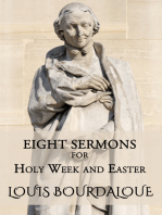 Eight Sermons for Holy Week and Easter