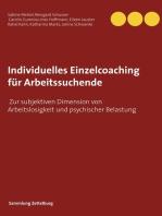 Individuelles Einzelcoaching für Arbeitssuchende