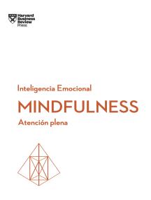 Mindfulness: Atención plena