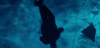 Tom Misch Floats Under A Frozen Lake In 'Water Baby' Video